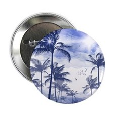 """Palm Trees 2.25"""" Button (100 pack)"""