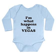 Im What Happens In Vegas Body Suit