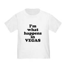 Im What Happens In Vegas T-Shirt