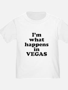 Im What Happens In Vegas T-Shirt