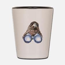 birdwatchingpng Shot Glass