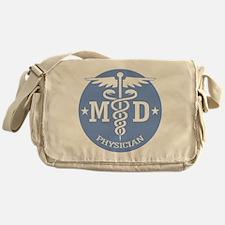 Caduceus MD (rd) Messenger Bag