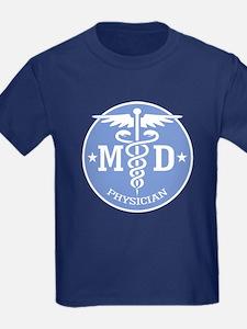 Caduceus MD (rd) T-Shirt