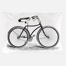VintageBicycle Pillow Case