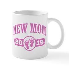 New Mom 2015 Small Mug