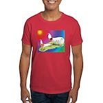 Yokohama Rooster and Hen Dark T-Shirt