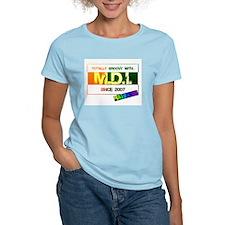 Rainbow's MDI pride...YAH
