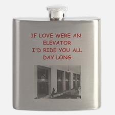 elevator Flask