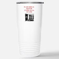elevator Travel Mug