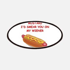 hot dogs Patches