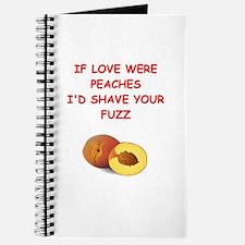 peaches Journal