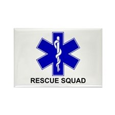 BSL Rescue Squad Magnets