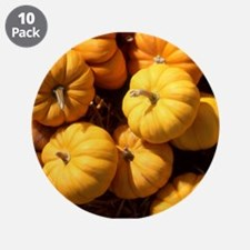 Lil Pumpkins 3.5&Quot; Button (10 Pack)
