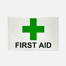 GC First Aid Magnets