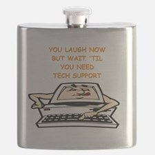tech support Flask