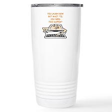 tech support Travel Mug
