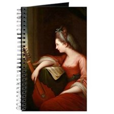 Lady with a Lute Journal