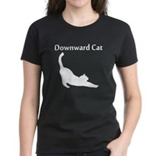 Downward Cat T-Shirt