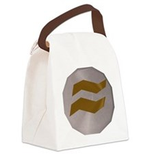 Earth Rune Canvas Lunch Bag