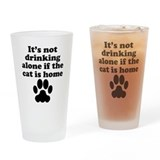 Cat Pint Glasses
