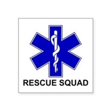 BSL Rescue Squad Sticker