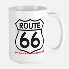 get your kicks on route 66 Mugs