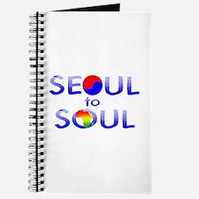 Seoul to Soul Journal