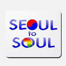 Seoul to Soul  Mousepad