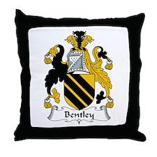 Bentley Throw Pillow