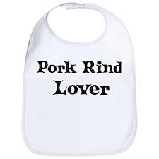 Pork Rind lover Bib
