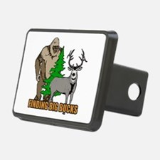 Finding big bucks Hitch Cover