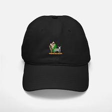 Finding big bucks Baseball Hat