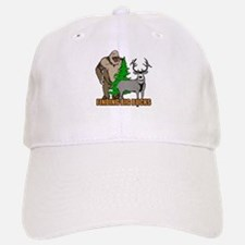 Finding big bucks Baseball Baseball Cap