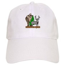 Finding big bucks Baseball Cap