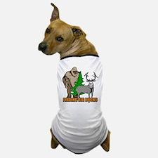Finding big bucks Dog T-Shirt