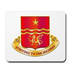 30th Field Artillery Mousepad