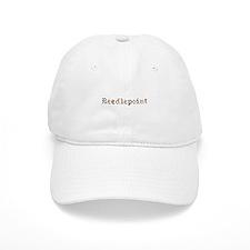 Needlepoint Baseball Baseball Cap