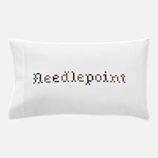 Needlepoint Pillow Case