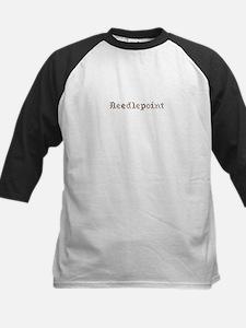 Needlepoint Baseball Jersey