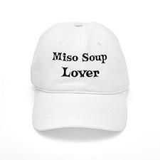 Miso Soup lover Baseball Cap