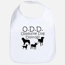 Obsessive Dog Disorder Bib