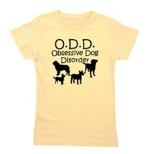 Obsessive Dog Disorder Girl's Tee