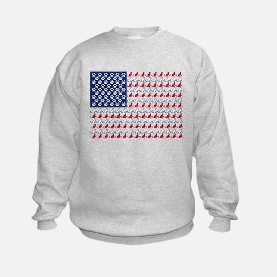 Cat Flag Sweatshirt