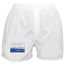 Costa Mesa Flag Boxer Shorts