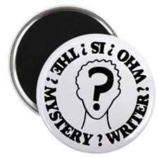 Mystery Writer Magnets