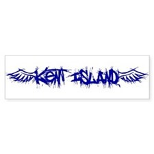KI Wings Bumper Bumper Stickers