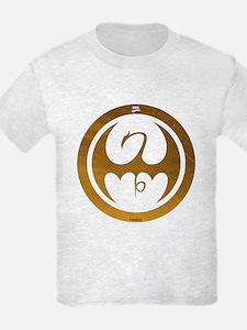 Marvel Ironfist Logo T-Shirt
