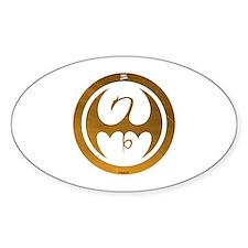 Marvel Ironfist Logo Decal