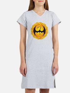 Marvel Iron Fist Logo Women's Nightshirt