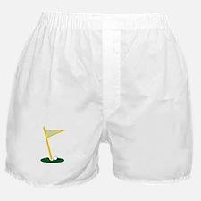 Golf Hole Boxer Shorts
